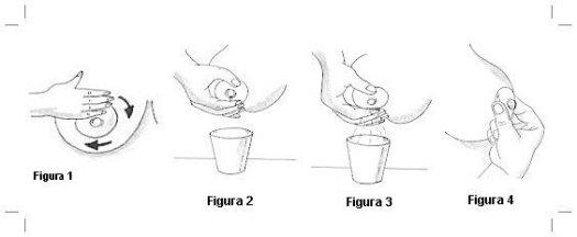 extração manual